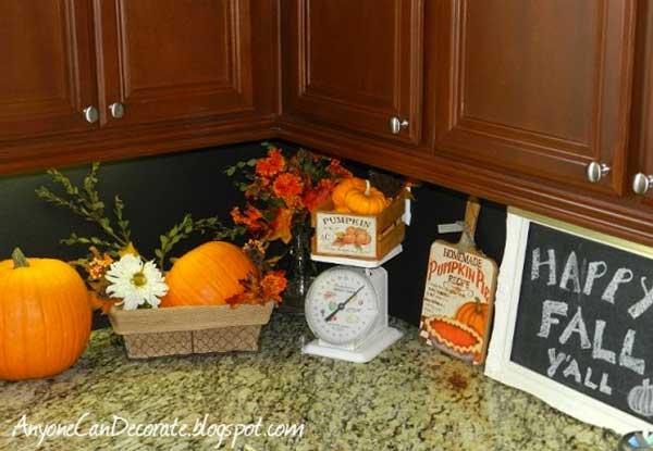 decorare-cucina-in-autunno