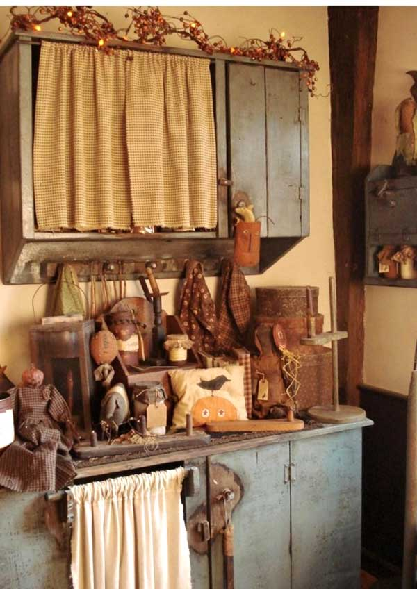 decorazione-autunnale-vecchia-cucina