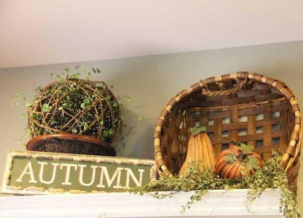 decorazione-cucina-in-autunno