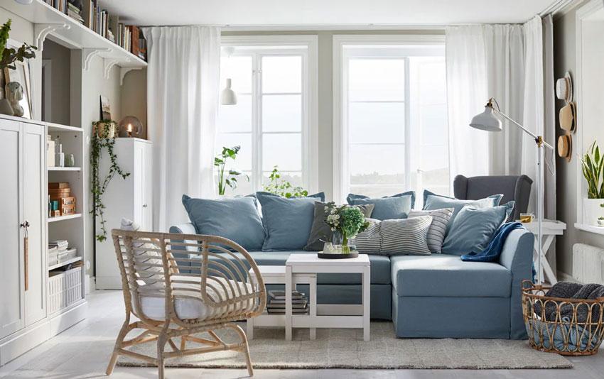 Arredare il soggiorno da IKEA: 24 bellissimi soggiorni ...