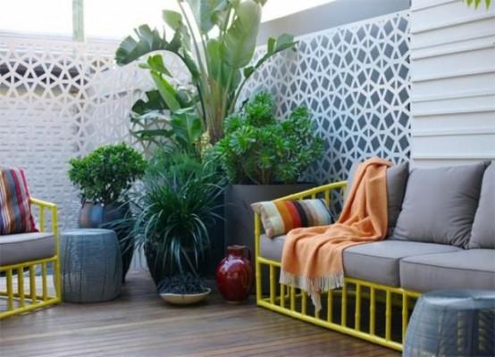 idee arredamento terrazzo design 11