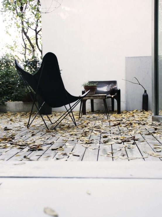 Idee Di Bagno : Arredare il terrazzo idee per un design