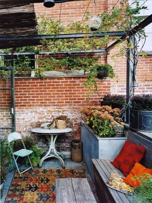 idee arredamento terrazzo design 27
