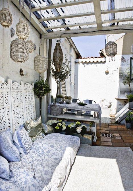 arredare il terrazzo: 33 idee per un terrazzo design - Idee Arredamento Terrazzo