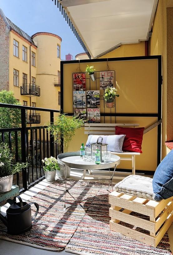 idee arredamento terrazzo design 8