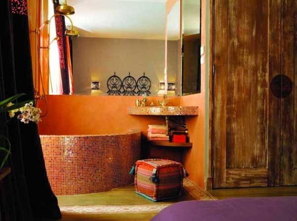Bagno orientale 15 idee per arredare un bagno stile orientale for Chambre style orientale