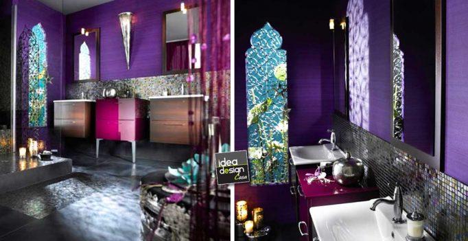 Bagno orientale 15 idee per arredare un bagno stile orientale for Arredamento stile marocco