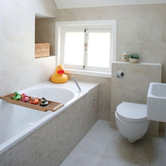 Arredare un bagno piccolo 26 idee da scoprire - Idee mobili bagno ...