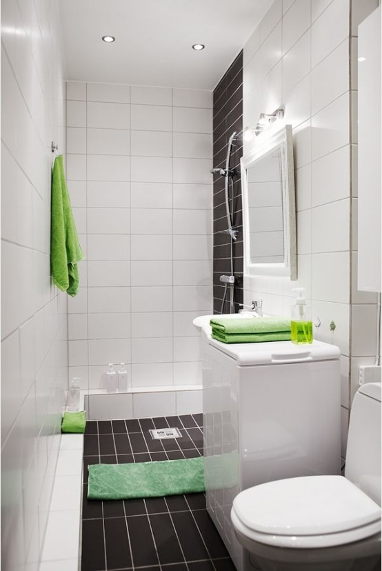 Arredare un bagno piccolo 26 idee da scoprire for Arredare un bagno piccolo