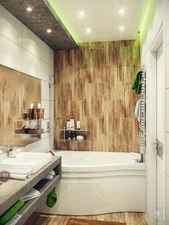 idee per arredare un bagno