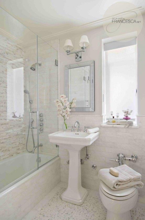 Arredare un bagno piccolo 26 idee da scoprire for Piastrelle bagno piccolo