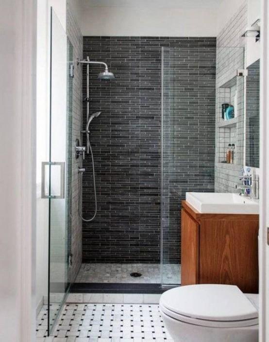 idee per arredare un bagno piccolo 8 -