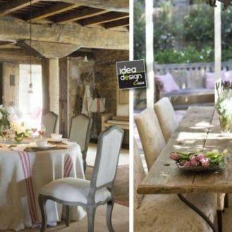 idee-sala-da-pranzo-stile-provenzale