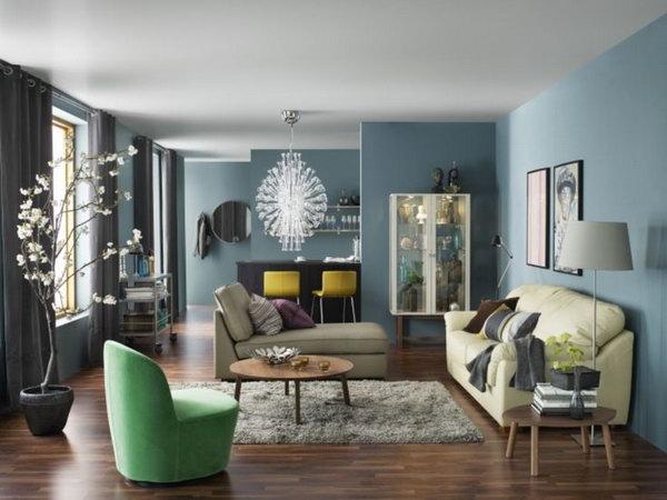 Arredare il soggiorno da ikea ecco 24 bellissimi soggiorni for Idea design casa