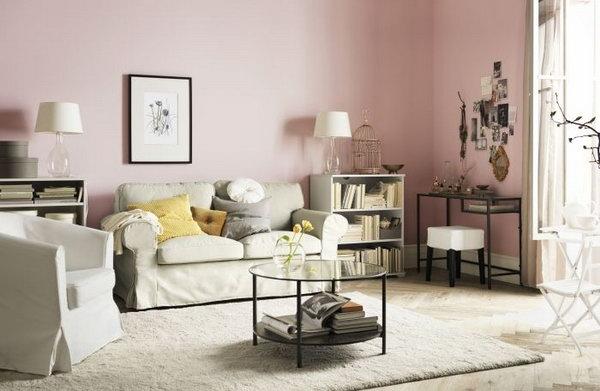 Dekorieren Ihr Wohnzimmer Von Ikea