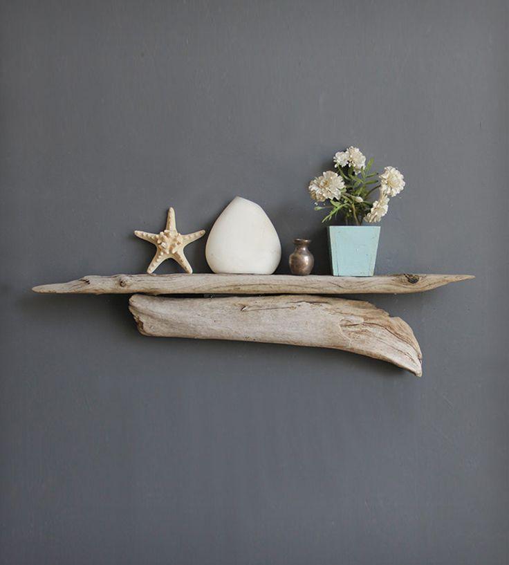 legno di mare mensola