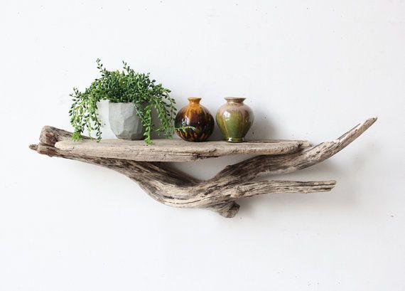 mensole con ramo