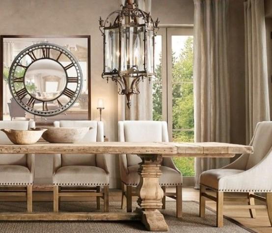 Sala da pranzo provenzale 29 idee stile provenzale - Quadri per sala da pranzo ...
