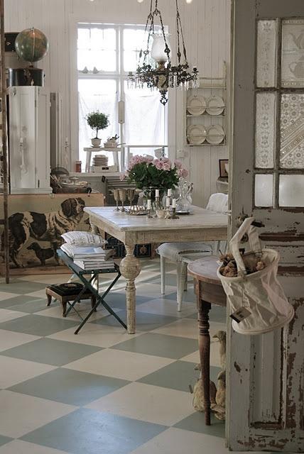 sala da pranzo stile provenzale 18