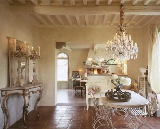 Ufficio Stile Provenzale : Sala da pranzo provenzale idee stile provenzale