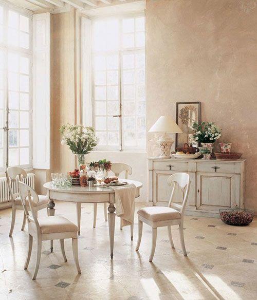 sala da pranzo stile provenzale 29