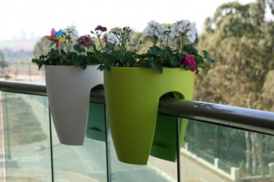 idee salvaspazio balcone