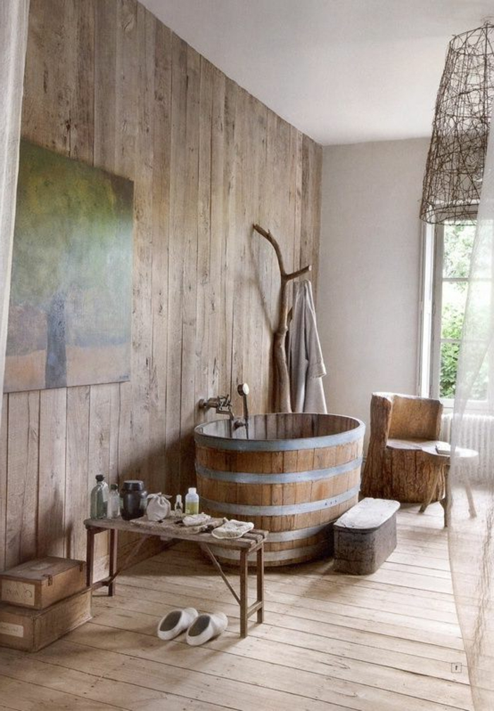 Bagno Rustico Moderno 11 Pictures to pin on Pinterest
