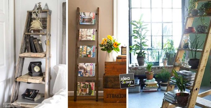 Decorate the house with an old scale! 30 creative ideas to be