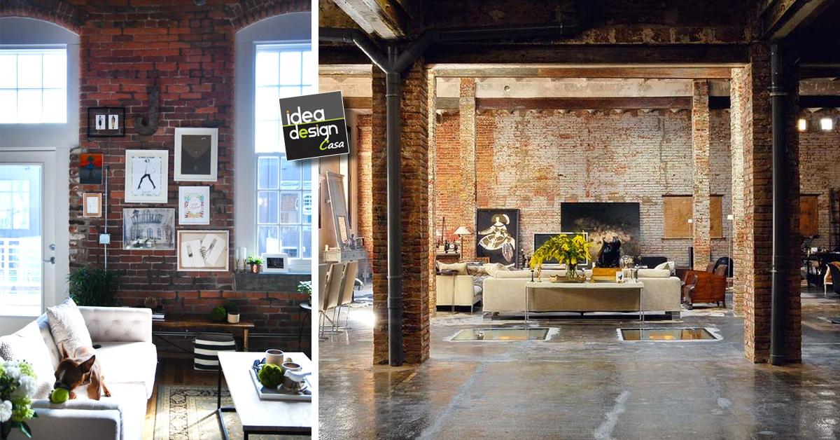 Idee soggiorno stile vintage ideadesigncasa - Idea design casa ...