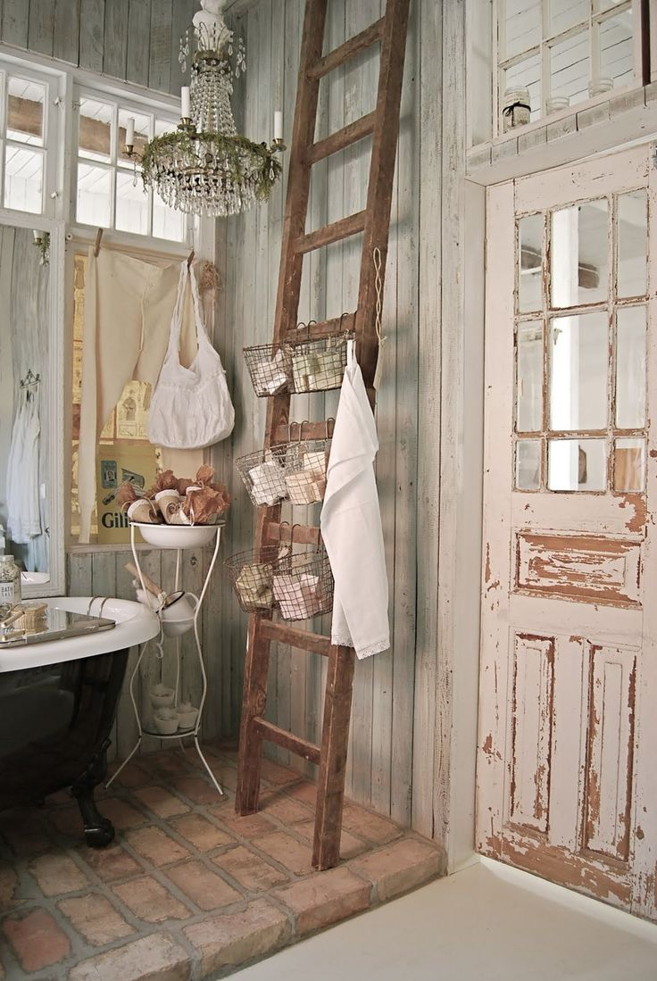 Arredare Casa Con Il Riciclo Creativo : Arredare bagno mansarda ...