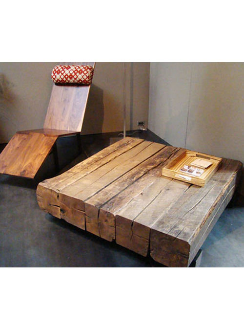 Tavolini Soggiorno Vintage : Tavolini da salotto in legno massello idee per il design