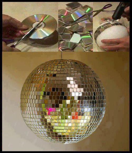 Riciclo cd rom 1