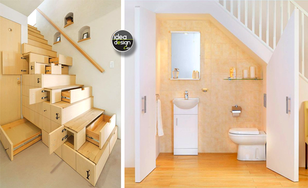 Idee Sottoscala. With Idee Sottoscala. Top Bagno With Idee ...