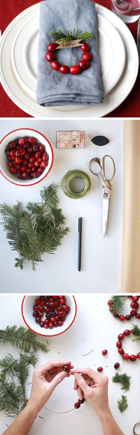 Segnaposti Originali Per Natale 25 Idee Simpatiche Da Copiare