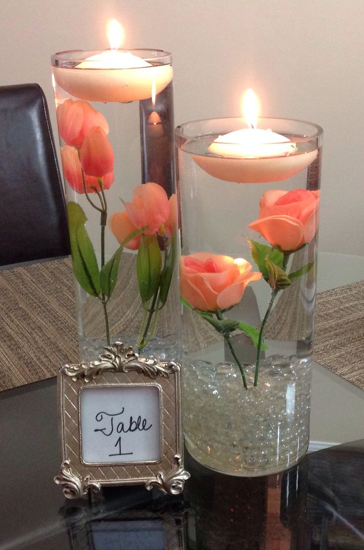 Diy water candles here are 20 ideas beautiful inspiring candles in water 16 junglespirit Image collections
