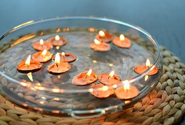 candele in acqua 4