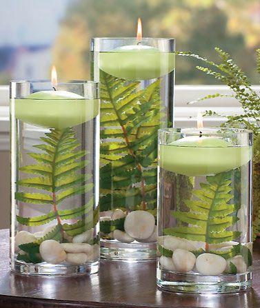 candele in acqua 7
