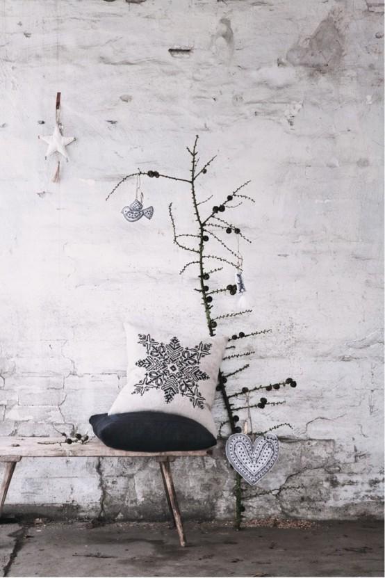 decorazioni minimal natale 10