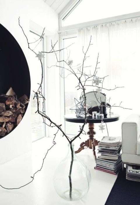 decorazioni minimal natale 13