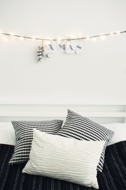decorazioni minimal natale 14
