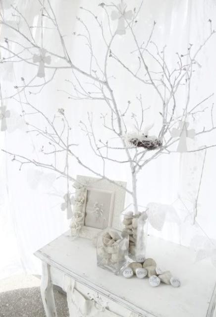 decorazioni minimal natale 16
