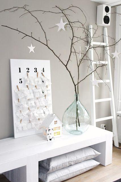 decorazioni minimal natale 17