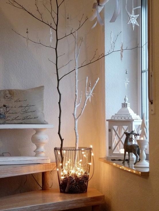 decorazioni minimal natale 8