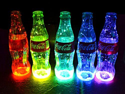 riciclo bottiglie coca cola 12