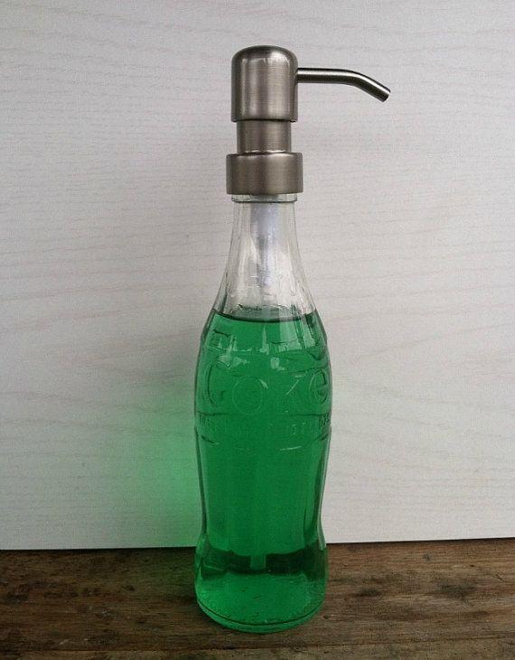 riciclo bottiglie coca cola 17