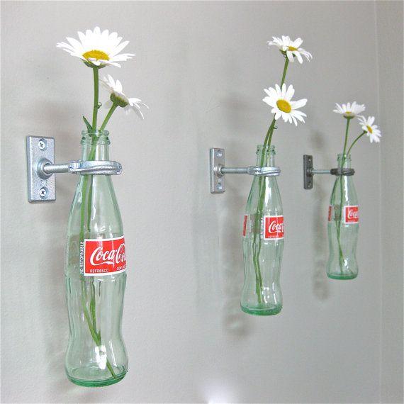 riciclo bottiglie coca cola 3