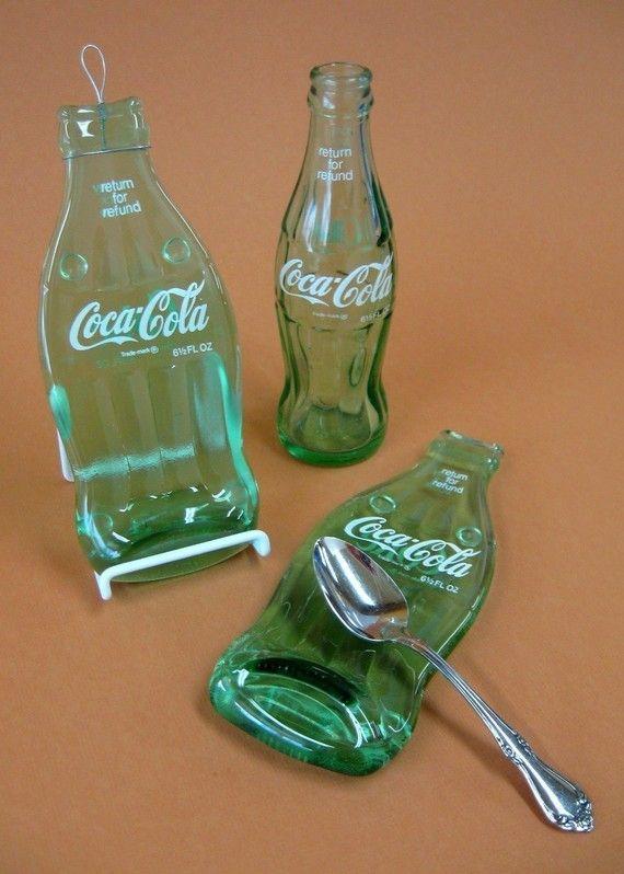 riciclo bottiglie coca cola 9