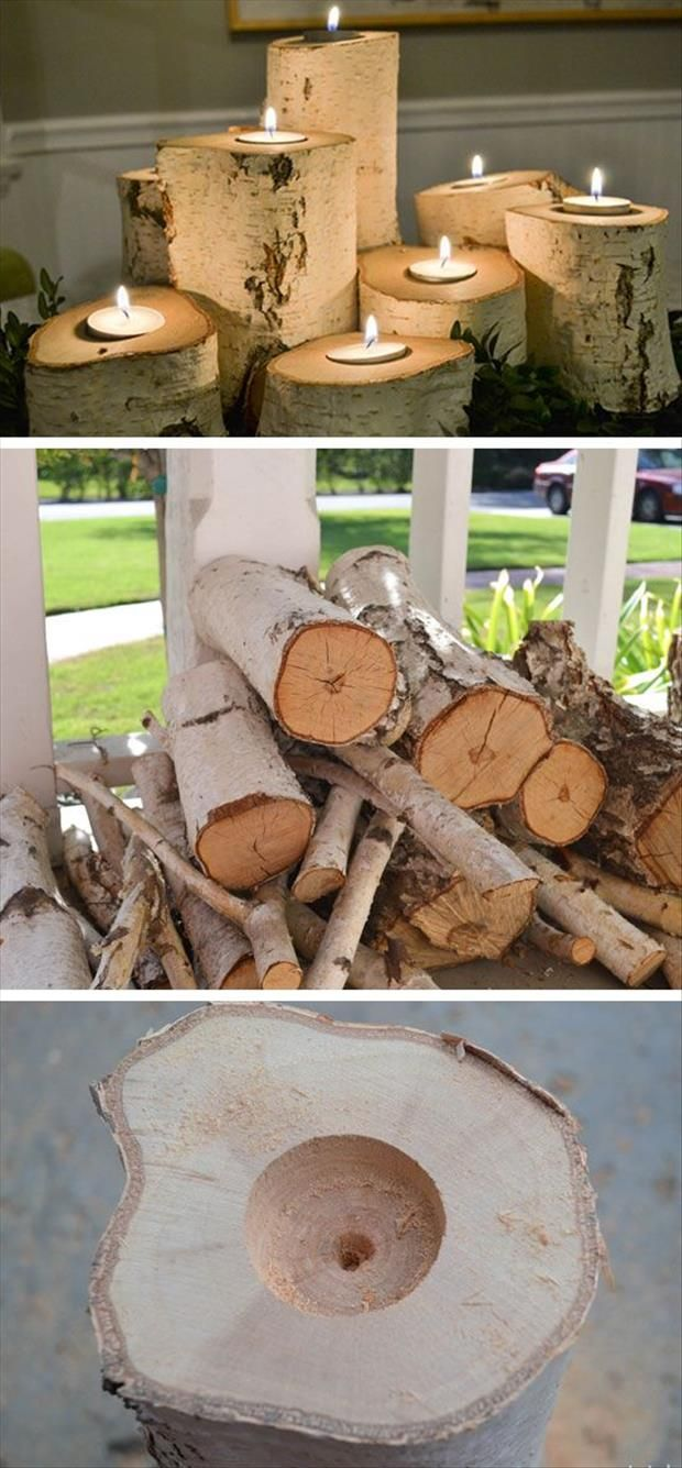 tronco candele 1