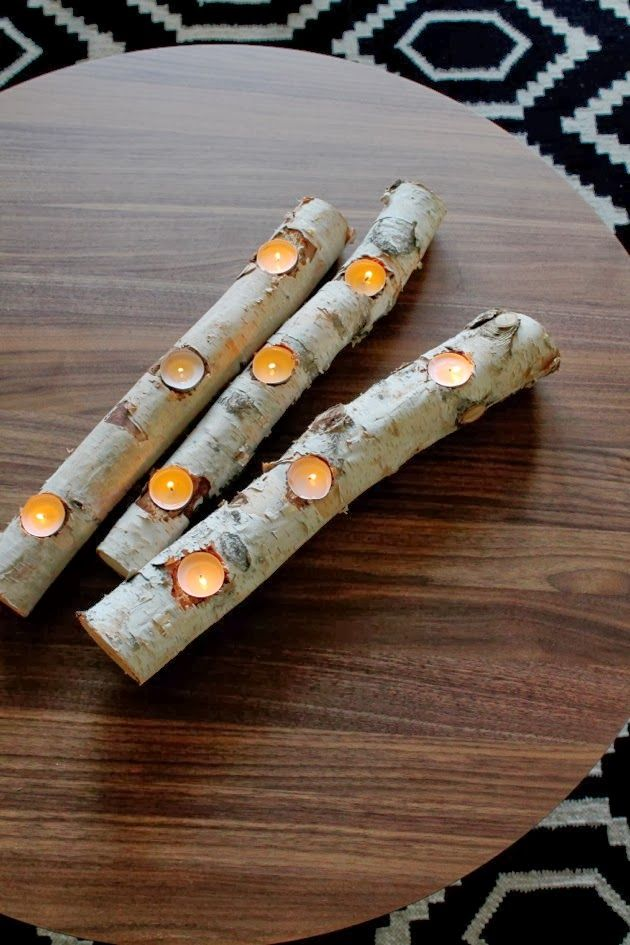 tronco candele 10