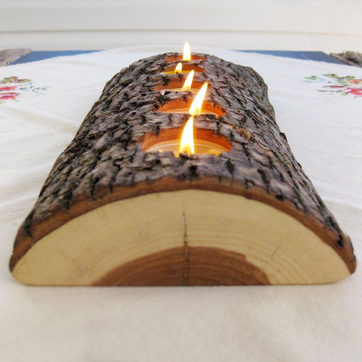 tronco candele 2